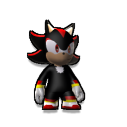 Shadow the Hedgehog by Crazy-Face-Jay