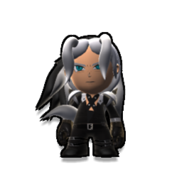 Sephiroth by Korboz