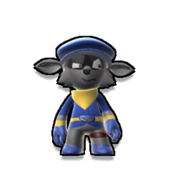 Sly Cooper by Kdawgz0rz