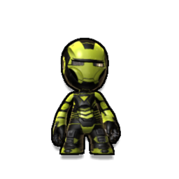 Iron-Man Toxic