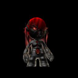 robo girl black edition
