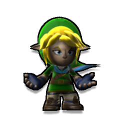Link Hyrule Warrior