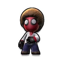 Bob Ross Deadpool