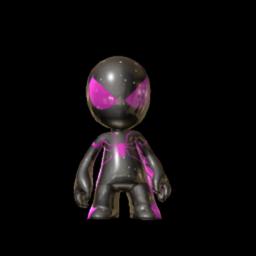 SPIDER TRON pink